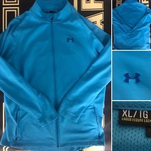 Under Armour Embroidered Full-Zip Jacket